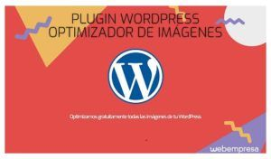 Optimizador de imágenes para WordPress Optimizador.io